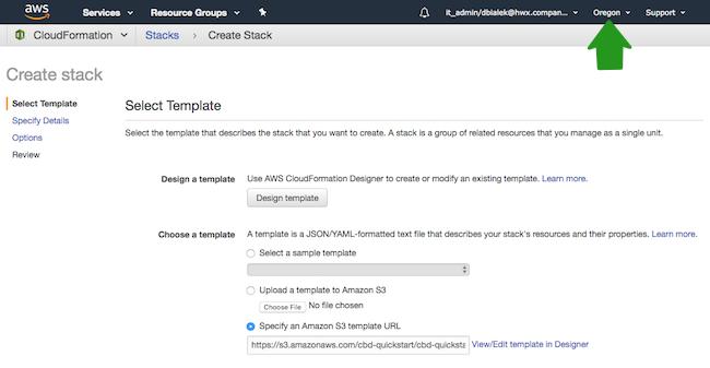Launch Cloudbreak From The Quickstart Template On Aws